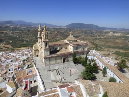 Olvera un village blanc parmi tant d autres nous n 39 irons pas tous torremolinos andalousie - Office tourisme torremolinos ...