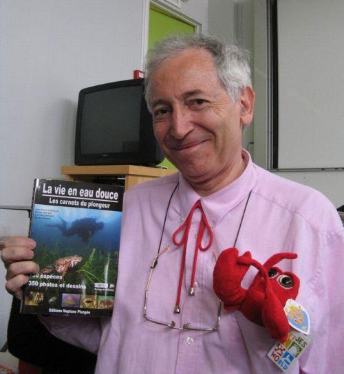 Pierre NOEL au MNHN le 10 avril 2012