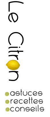 Titre le citron & la beauté