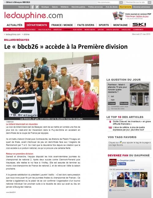 73- LE DAUPHINE.COM 27-05-15.jpg