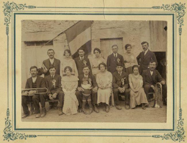 Moissat Classe 1924