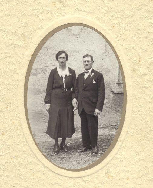 Madame et Monsieur Douissard