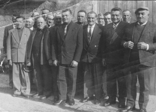 Anciens prisonniers de guerre (39/45)