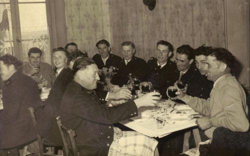 Banquet des pompiers