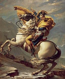 260px-David_-_Napoleon_crossing_the_Alps_-_Malmaison2