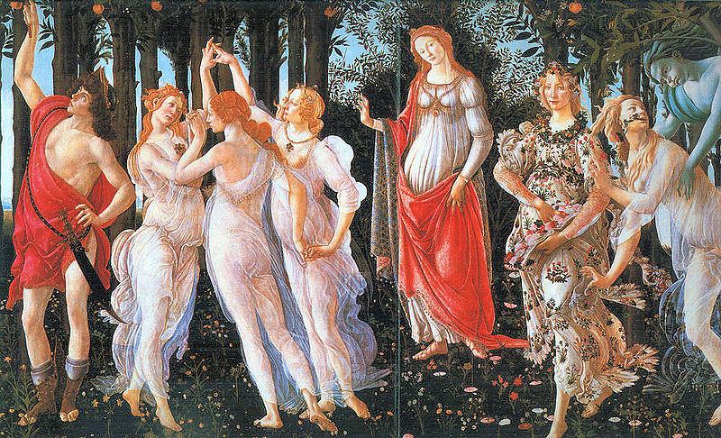 800px-Botticelli_Primavera