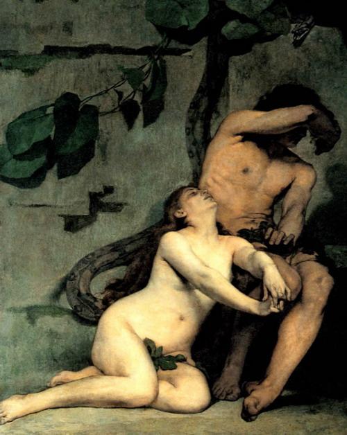 Adam_and_Eve_(1876_-_Fernand_Pelez)