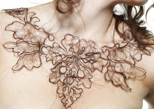 Arts Thread Kerry Howley Hair Necklace3.jpg