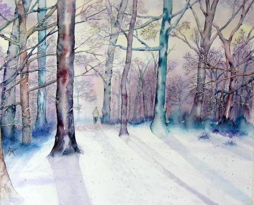 Ombres et lumières d'hiver.JPG