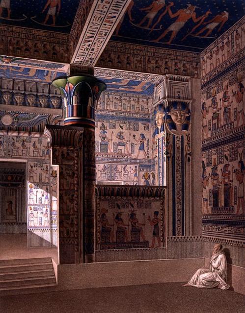 Fran_ois_Charles_C_cile_French_1766_1840_._Edfu_Apollinopolis_Magna_Temple_Interior_D_scription_de_l_gypte_1809_1822_Antiquit_s_Vol._I_pl._55._Engraving..jpg