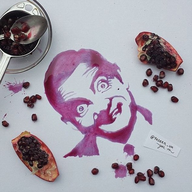 2B6A28D200000578-3200043-Yaseen_uses_pomegranate_juice_to_capture_Mr_Bean_s_idiotic_expre-a-13_1439812617385.jpg
