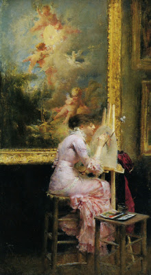 Pascal Adolphe Jean Dagnan-Bouveret L'artistic Musee.jpg