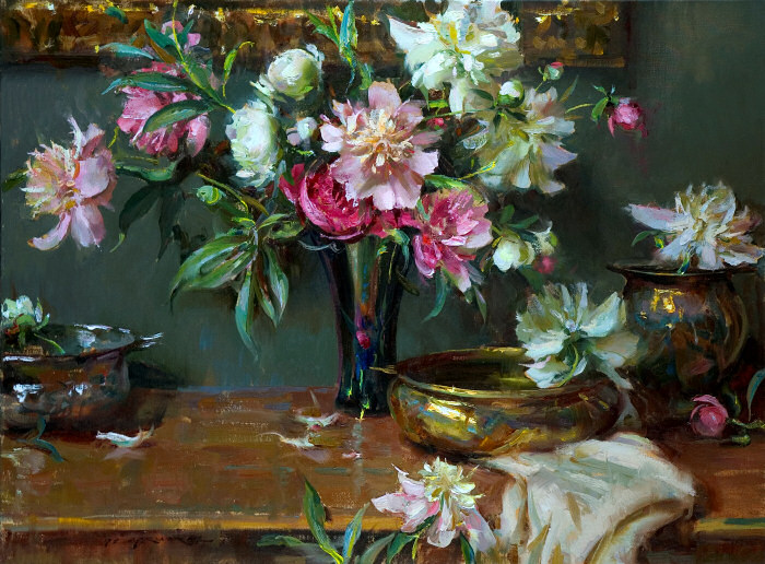 Daniel F. Gerhartz - Ladies and flowers  - Tutt'Art@  (18).jpg