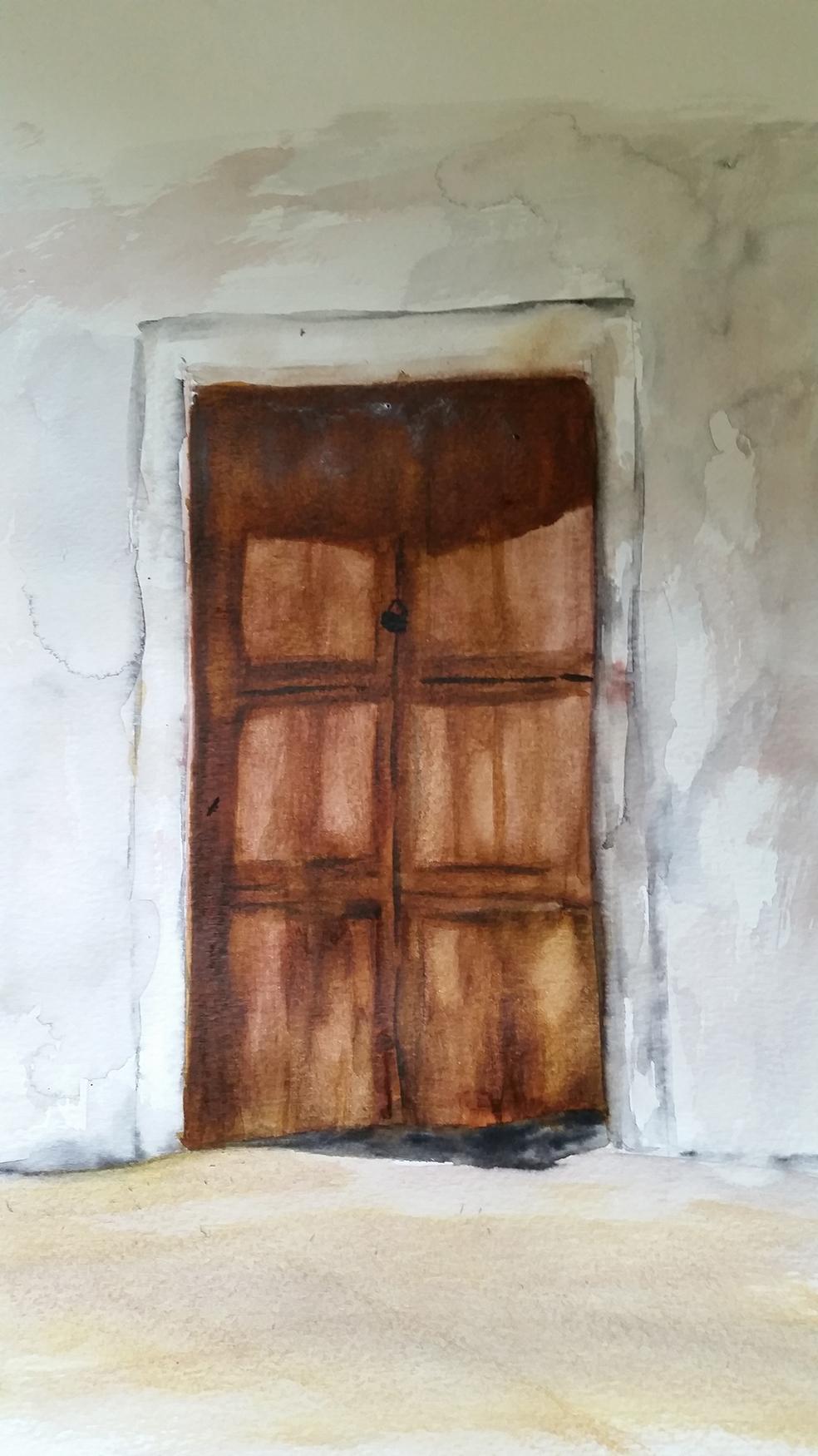 Porte marron chouchou.jpg