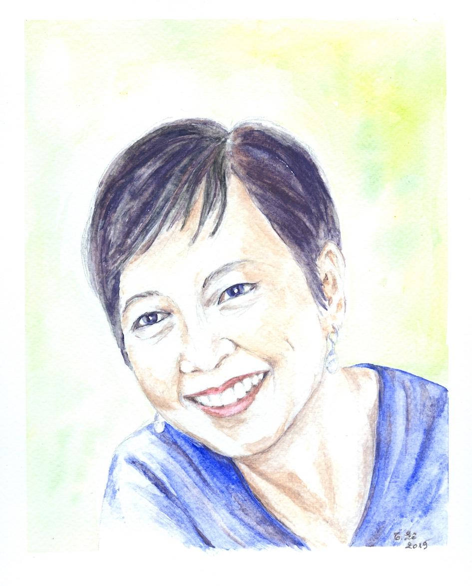 Trinh autoportrait avec arrière-plan coloré.jpg