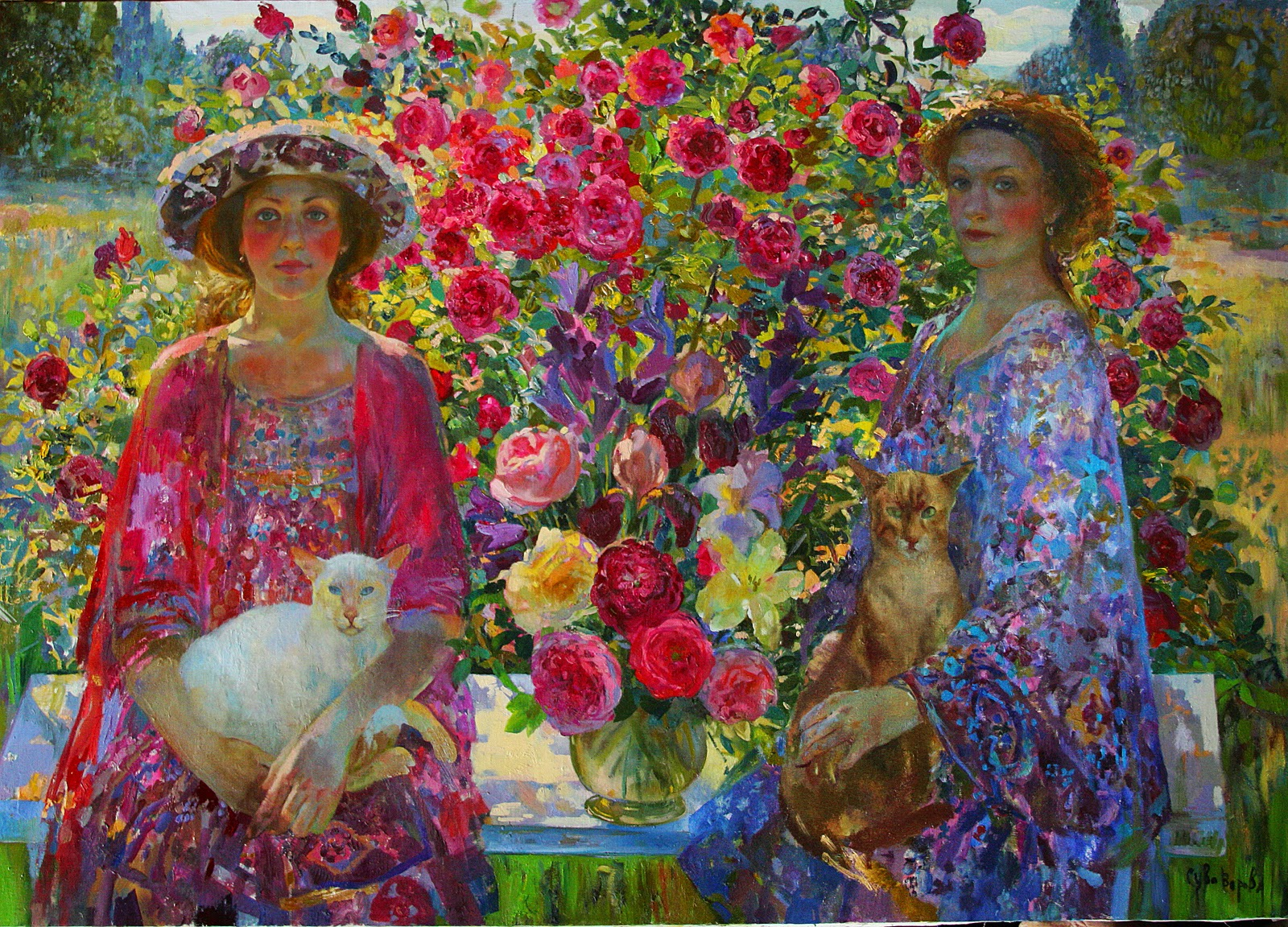 Sisters by Olga Suvorova.jpg