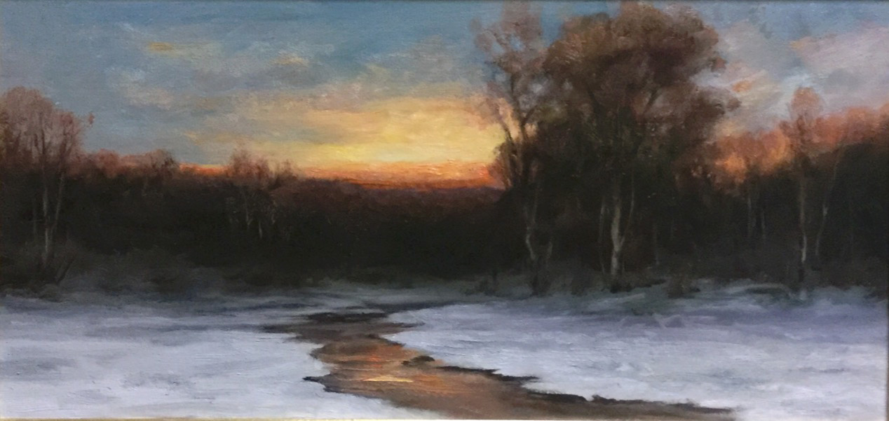 Dennis-Sheehan-Majestic-Evening-Oil-11-x-22-inches.jpg