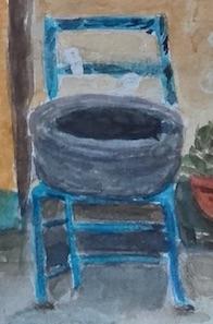 chaise maryse