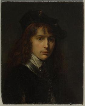 gerard-dou-autoportrait-1631
