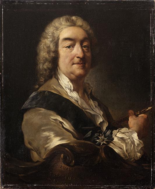 Jean-François_de_Troy_-_Self-portrait