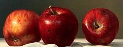 les couleurs des pommes