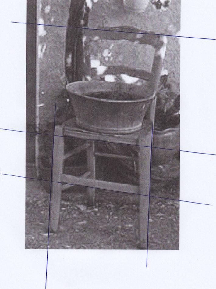 lignes chaises photo