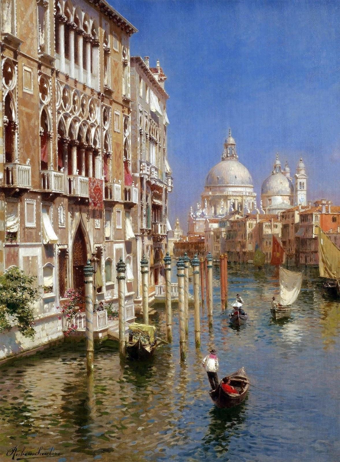 Rubens Santoro Grand Canal