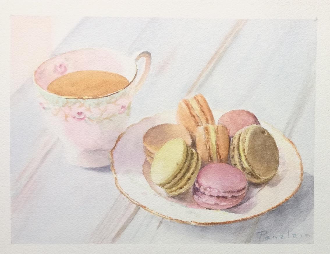 the macarons panajpg