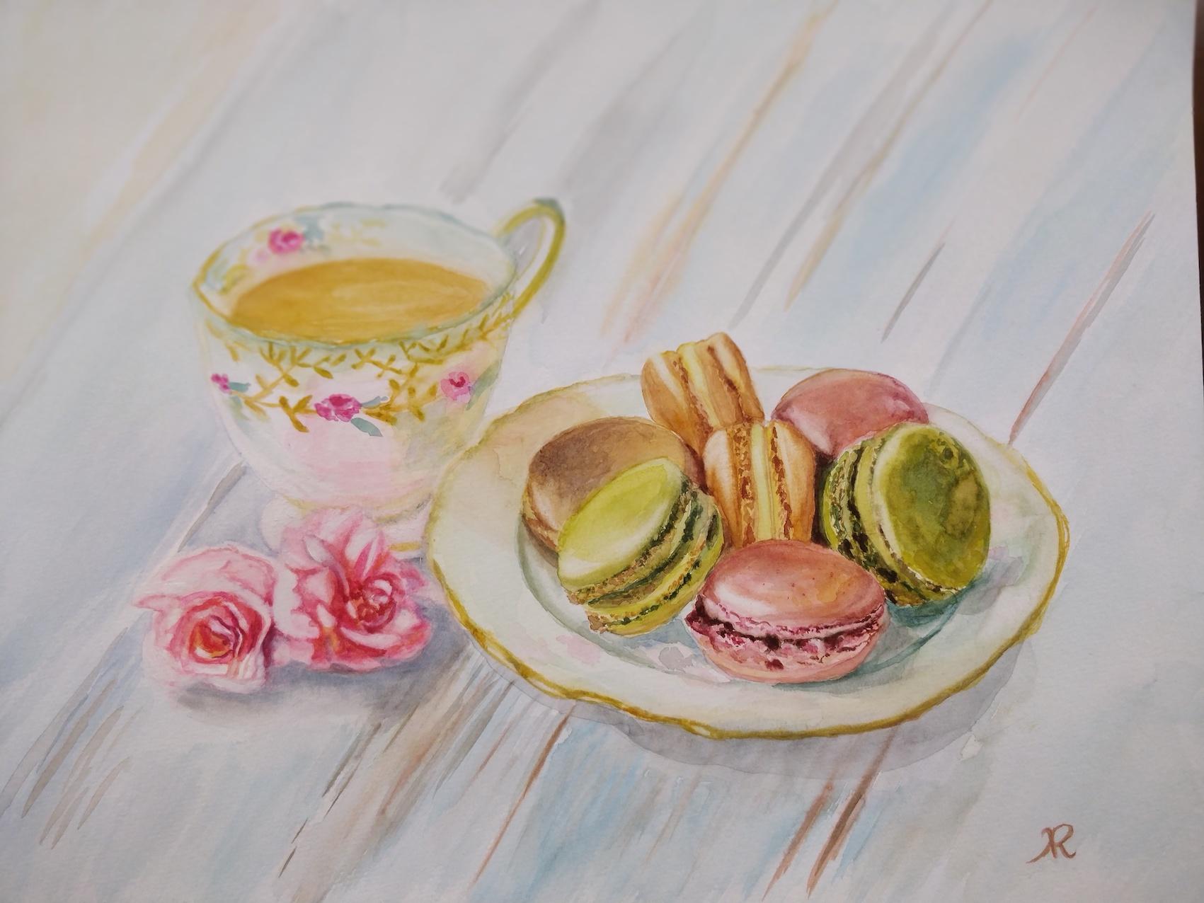 thé natatcha