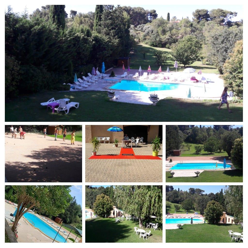 piscine Ginès multiple