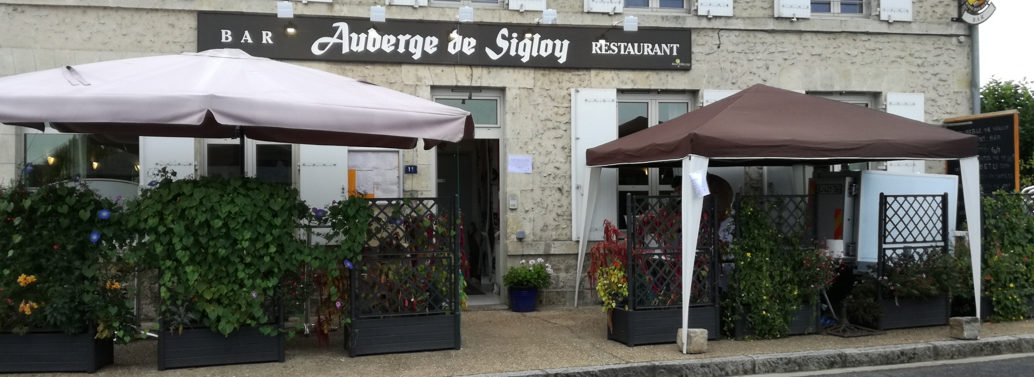 Cuisinerie de l'Auberge de Sigloy