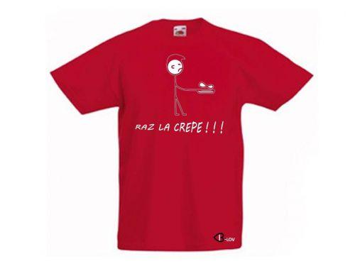RAZ LA CREPE - 15 €