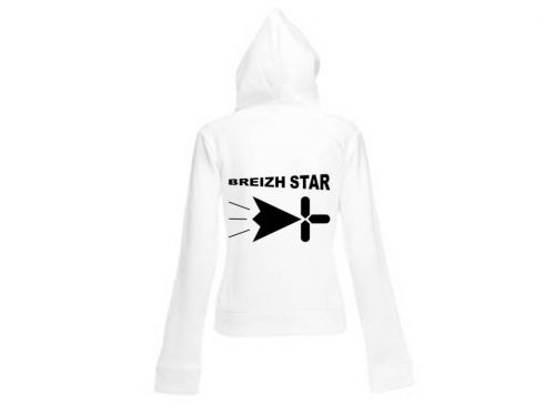 VERSO - Sweat BREIZH STAR - 35 €