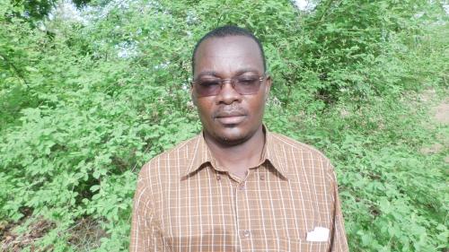 Le Chef de l'Unité de gestion de Nazinga Dieudonné Yaméogo pense qu'il faut envisager un plan de réhabilitation.JPG