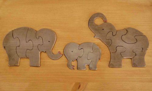 La famille elephant 15€