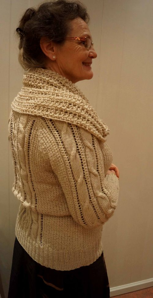 Pull et snood