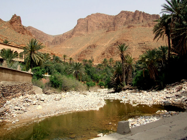 Oasis Aït Mansour & Tafraout