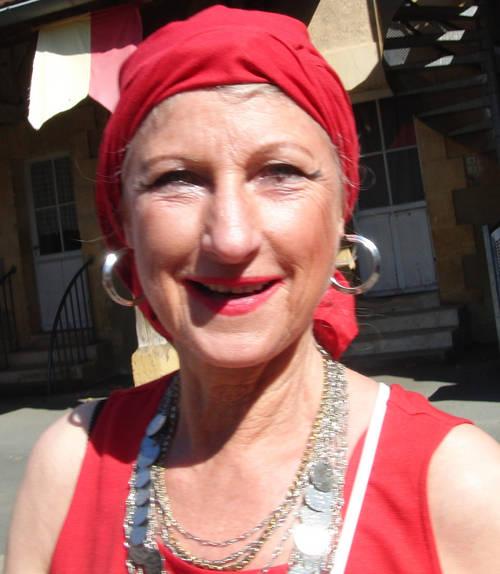 Esméralda a quitté N.D de Paris pour rallier N.D de Montcuq.JPG