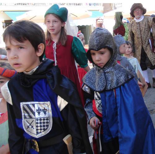 De futurs preux chevaliers.JPG