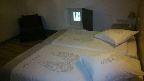 Les lits quand ils sont rapprochés