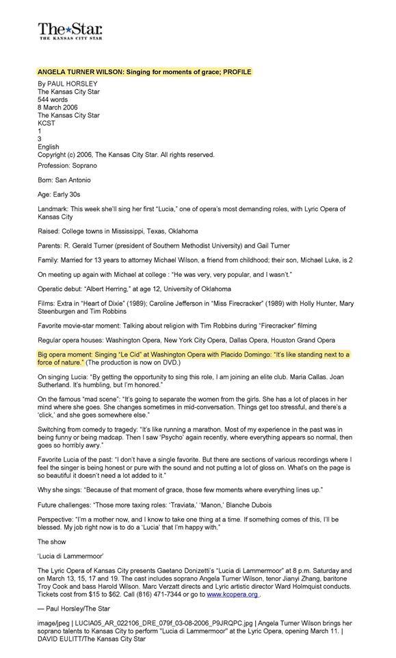 Angela Turner Wilson SUN-Artikel 2006.jpg
