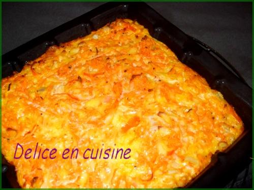 Flan de carottes et surimi.jpg