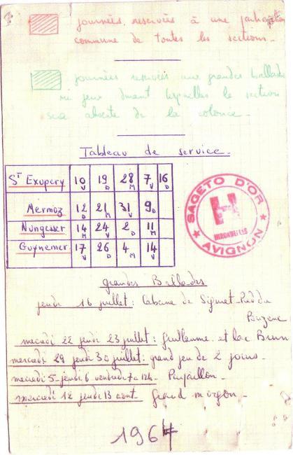 emploi du temps 1964. - Copie.jpg