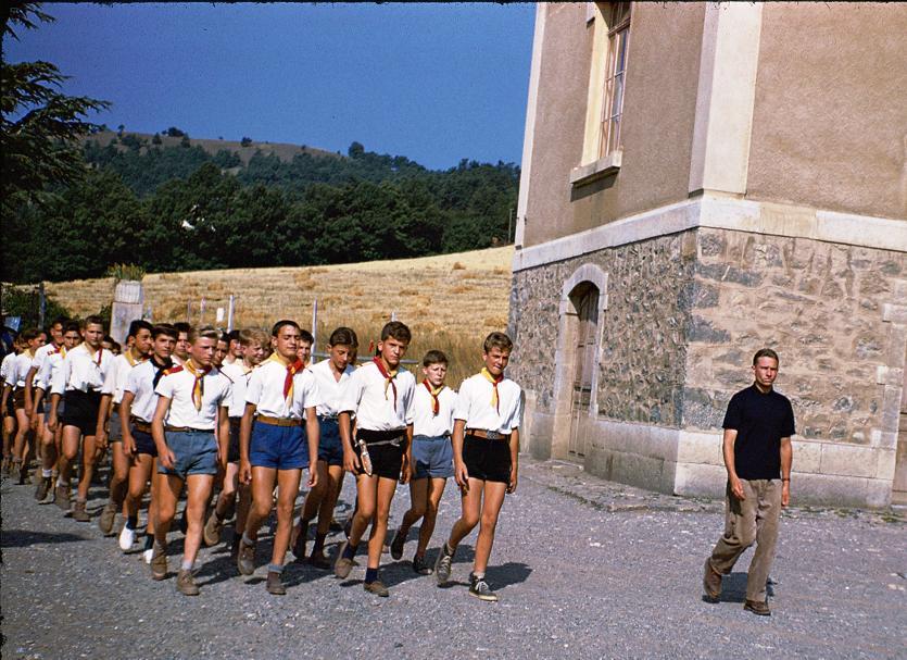 1959 CHARANCE-Paul DIJOUD et lesCASTORS.jpg