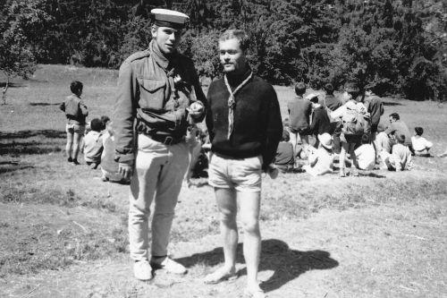 Deux Grands Chefs, Didier et Michel.