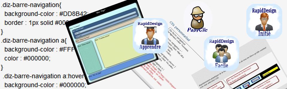 PapyClic - Design