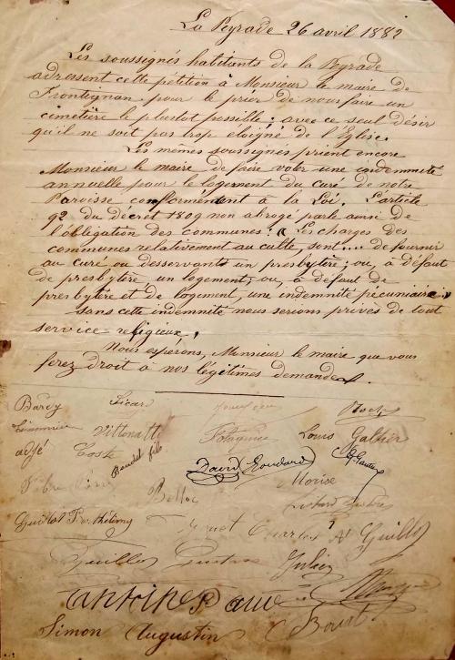 1882 26 avril pétition pour le cimetière.JPG