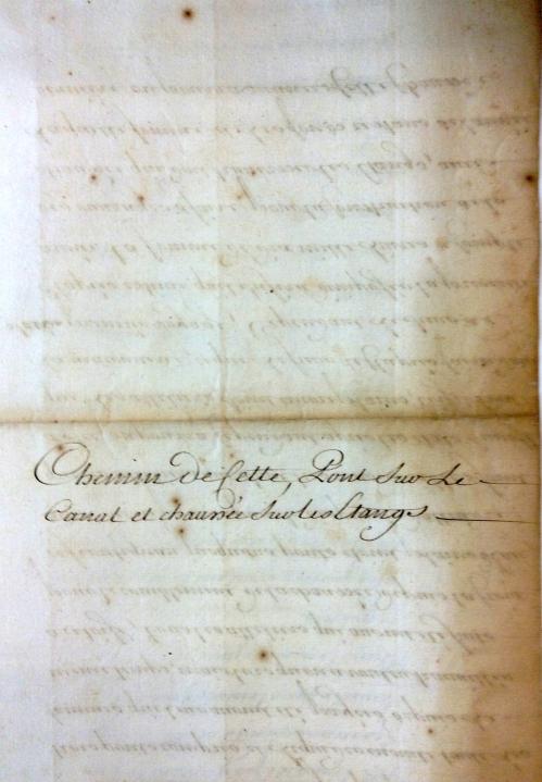 10 chaussee de Frontignan à Cette 2 janvier 1734 (5).JPG