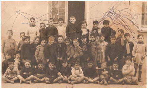 Ecole de La Peyrade   1940 -41