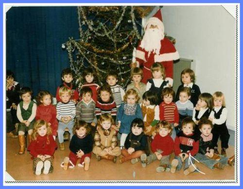Ecole Les Lavandins maternelle 1978